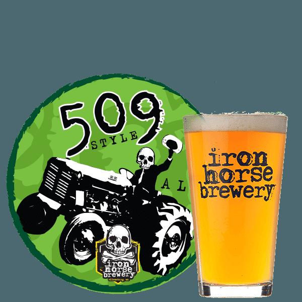 509 Style pint
