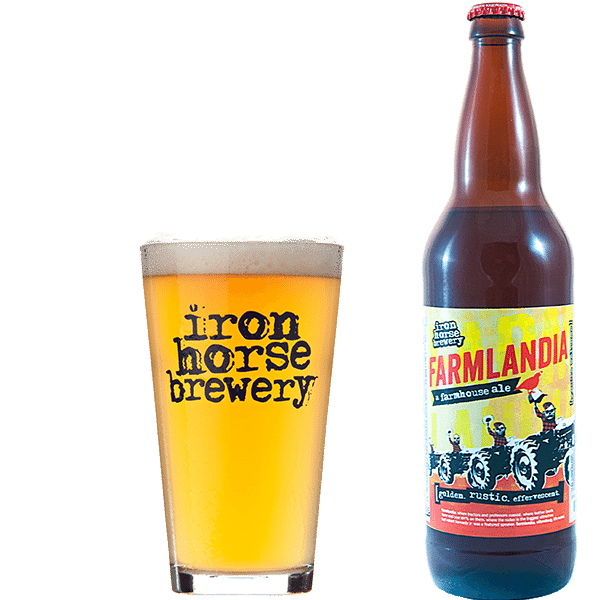 Farmlandia - by Iron Horse Brewery
