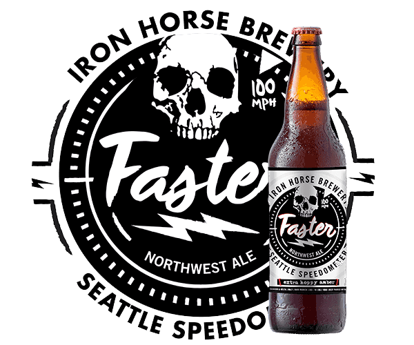 Faster NW Ale in  Bottles