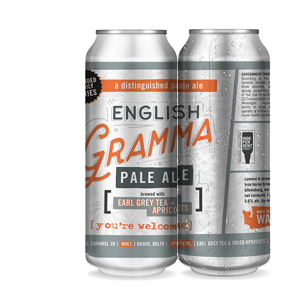 English Gramma - by Iron Horse Brewery