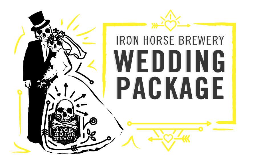 Iron Horse Brewery Weddings