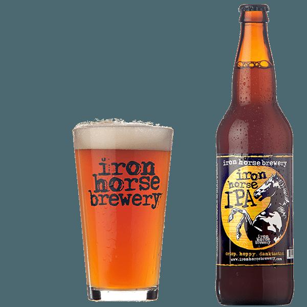 Iron Horse IPA pint