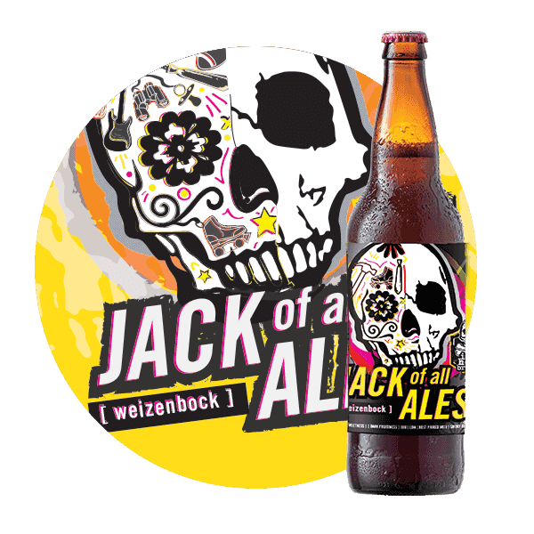 Jack of All Ales - by Iron Horse Brewery