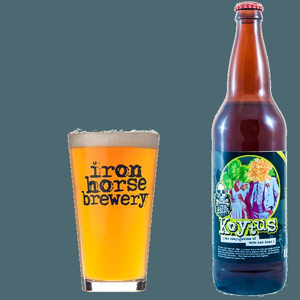 Koytus - by Iron Horse Brewery