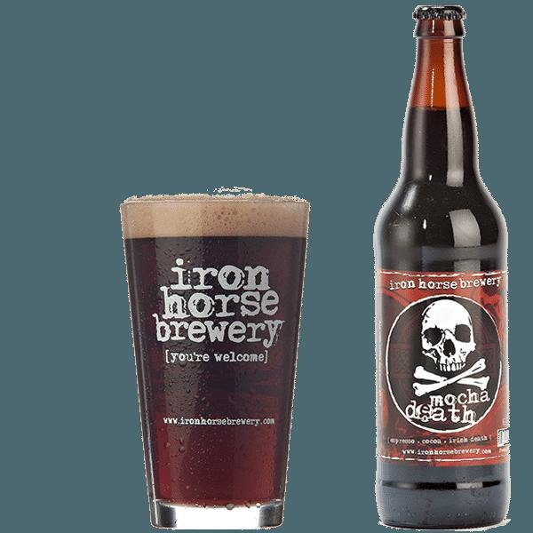 Mocha Death - by Iron Horse Brewery