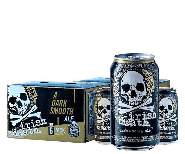Irish Death by Iron Horse Brewery