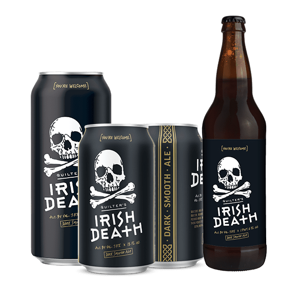 Irish Death - by Iron Horse Brewery