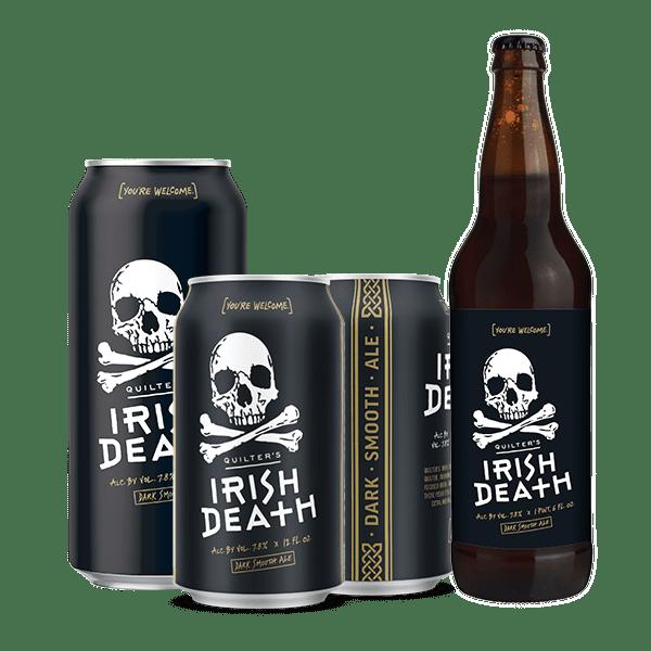 Irish Death pint